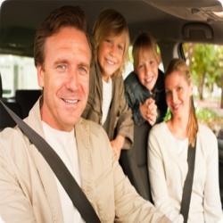رانندگی تدافعی در خانواده