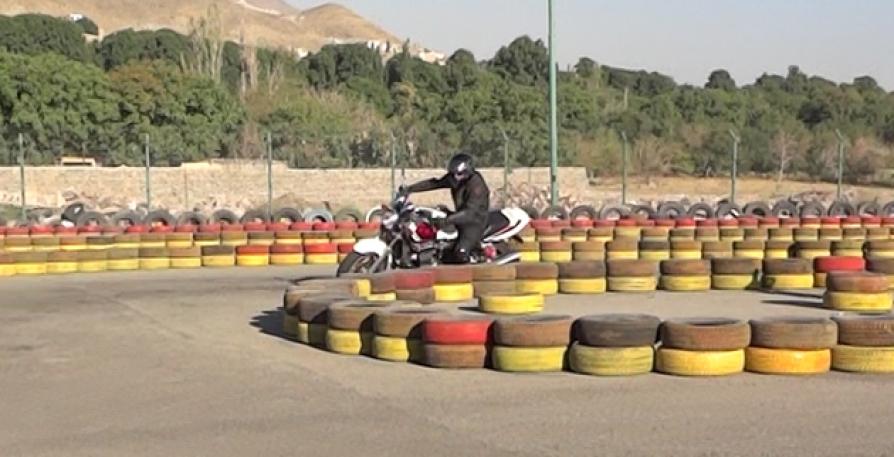 دوره مهارت موتورسوران